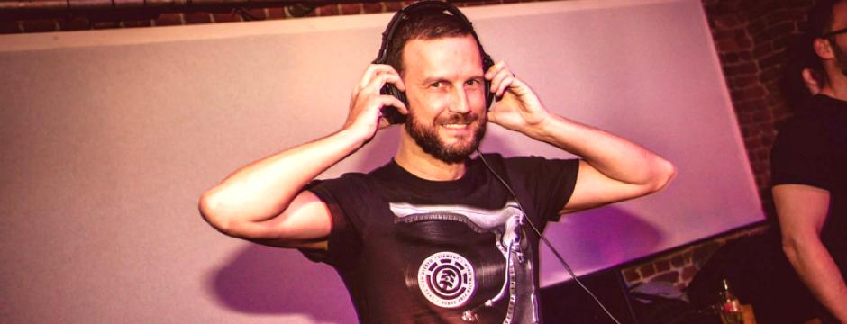 Elof de Neve, deejay & producer